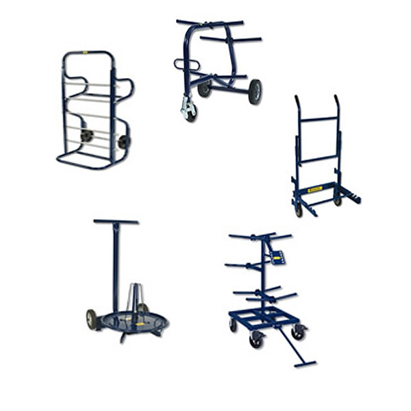 Wire Carts and Dispensers | U.S. Tool